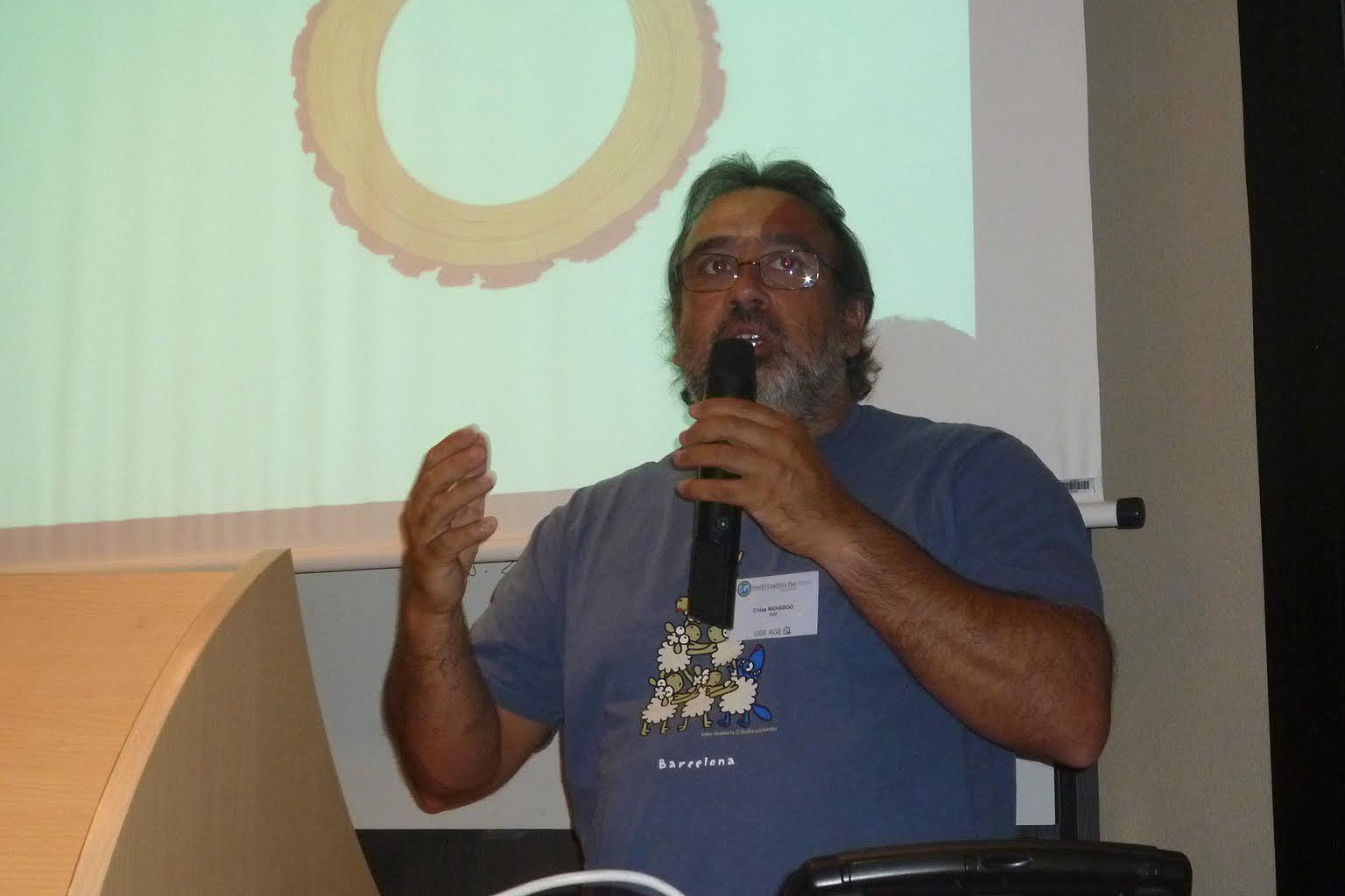 WUD 2011 : L'Ergonomie au service de la Communication