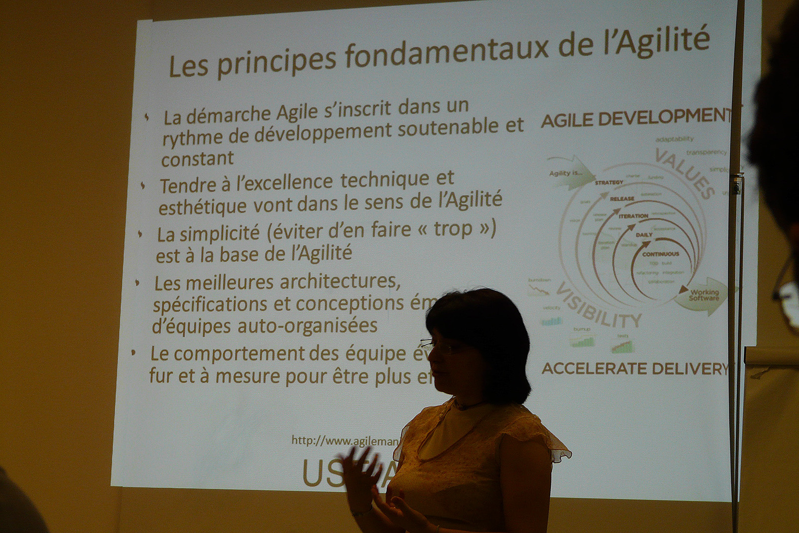 Petit Dej' USE AGE : Process Agile & UX