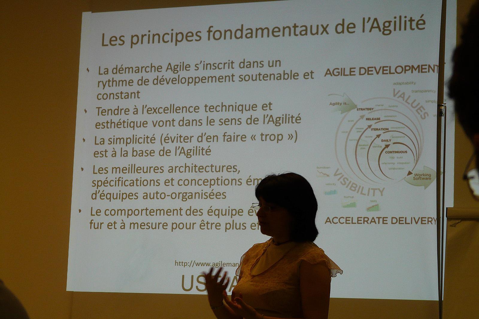 Petit Dej' USE AGE : Process Agile & UX