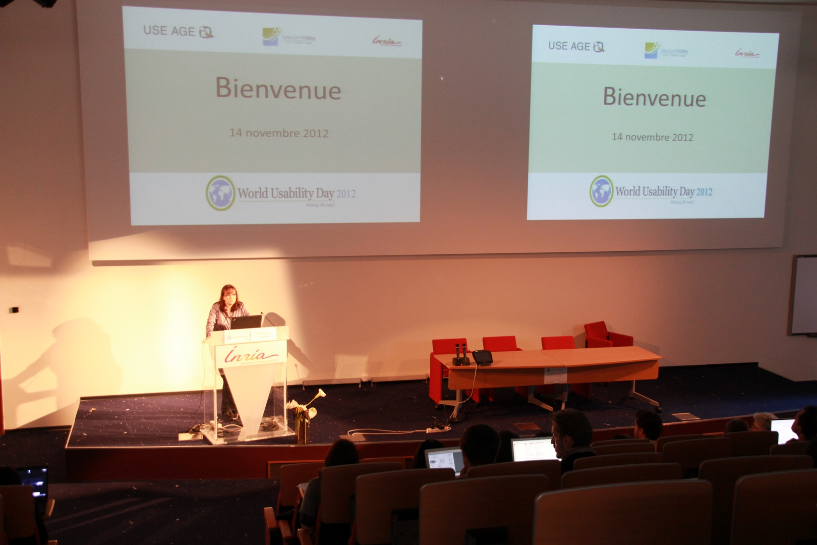WUD 2012 : Usages et technologies innovantes