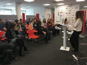 Commission UX/CX sur le thème 'Recruter un vrai UX Designer' - Discussion